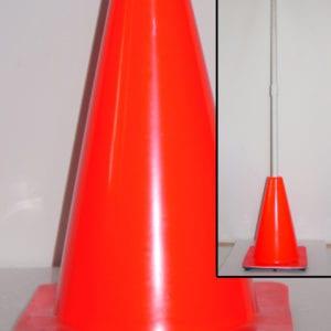 Cones and Poles